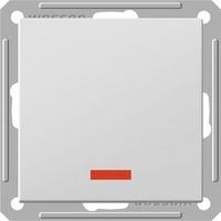 Выключатель 1-кл. СП W59 16А IP20 250В 16АХ с индик. без рамки мат. хром SchE VS216-150-5-86 Schneider Electric купить по оптовой цене