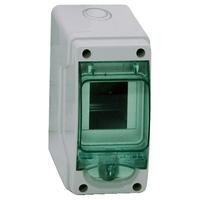 Щиток ЩРн-П-2/3 прозрачная дверь IP65 белый Kaedra 13975 Schneider Electric, цена, купить