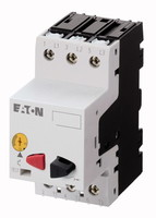 Выключатель автоматический для защиты двигателя 16А 3П 50кА 12-16А, PKZM01-16 283390 EATON, цена, купить