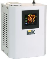 Стабилизаторы напряжения серии BOILER 0.5 IEK (ИЭК) IVS24-1-00500 кВА купить в Москве по низкой цене