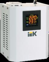 Стабилизатор напряжения 1-фаз. 0.5кВА, Для котлов. Uвх=150-260В. Uвых=220В+/-6 %, Boiler, ИЭК IEK (ИЭК) купить по оптовой цене