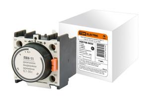 Приставка ПВН-11 ( вкл. 0,1-30 сек ) 1з+1р | SQ0708-0032 TDM ELECTRIC