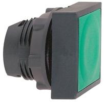 Головка зеленая для кнопки Schneider Electric ZB5CA3 22ММ С ВОЗВР квадр цена, купить