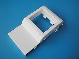 "PDА-DN 150 Рамка-суппорт под 2 модуля ""VIVA"" код 10073 DKC (ДКС) купить по оптовой цене"