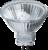 Лампа галогенная 94 207 JCDR 75Вт GU5.3 230В 2000h Navigator 94207 13926