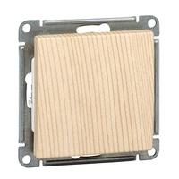 Механизм выключателя 1-кл. W59 10АХ сосна SchE VS110-154-7-86 Schneider Electric купить по оптовой цене