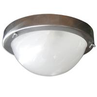 """Светильник НББ 03-100-001 """"Терма 1"""" 1х100Вт E27 IP65 корпус серебр. (инд. упак.) Элетех 1005500573 купить по низким ценам"""