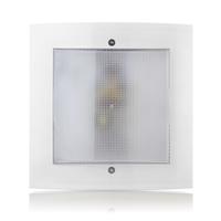 """Светильник """"Интеллект-ЖКХ"""" LED 12Вт 5000К IP54 с оптико-акуст. датчиком и деж. режимом Аргос 200.12.1.54-1.5.1 Аргос-трейд купить в Москве по низкой цене"""