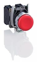 КНОПКА 22ММ КРАСНАЯ С ВОЗВРАТОМ XB4BL42 | Schneider Electric купить в Москве по низкой цене