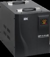 Стабилизатор напряжения электронный 1-фаз. 3000ВА 8% IEK IVS20-1-03000* (ИЭК) купить по оптовой цене