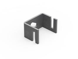 Скоба-держатель полосы 70 мм ND2310 DKC, цена, купить