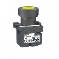 Кнопка беспроводная с желт. толкателем SchE ZB5RTA5 Schneider Electric цена, купить