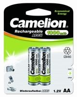 Аккумулятор R6 NI-Cd 1000мА.ч BP-2 (блист.2шт) Camelion 6181 купить по оптовой цене