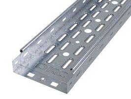 Лоток перфорированный 300х 50х3000мм, горячеоцинкованный | 35265HDZ DKC (ДКС) листовой L3000 сталь оцинк цена, купить
