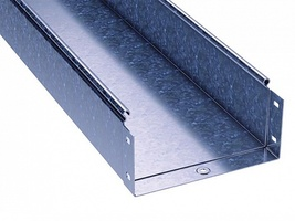 Лоток неперфорированный 500х100 L3000 сталь 1.5мм ДКС 3510615 DKC (ДКС) листовой толщина купить в Москве по низкой цене