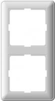 Рамка двухместная КД-2-58/KD-2-58 Wessen W59 Schneider Electric купить по оптовой цене
