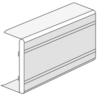 Угол плоский Т-образный 80x60 NTAN IN-Liner 1760 DKC, цена, купить