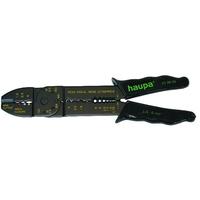 Инструмент обжимной для изолированных и неизолированных кабельных наконечников | 210808 Haupa Пресс-клещи универс купить в Москве по низкой цене