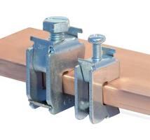 Шинная клемма для кабеля, сечение шины 10 мм, кабель 70-120мм | R5BC1012 DKC (ДКС) купить в Москве по низкой цене