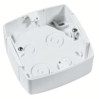 РОНДО Коробка-переходник для наружного монтажа белая индивидуальная упаковка Schneider Electric купить по оптовой цене