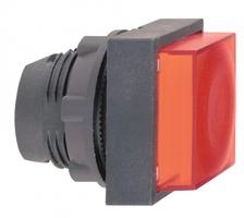 Головка для кнопки 22мм красн. с возвр. подсветкой SchE ZB5CW143 Schneider Electric цена, купить