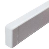 Заглушка для плинтусного короба 100х40 мм белый | AIR10045 DKC (ДКС) Angara ДКС купить по низким ценам