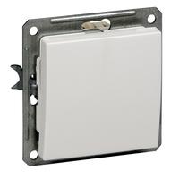 Выключатель 1-кл. СП W59 16А IP20 250В 16АХ без рамки матовый хром SchE VS216-152-5-86 Schneider Electric купить по оптовой цене