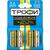 Батарейка 1.5В 50.5мм пальчиковая aa/am 3 lr6 щелочная марганцевая (алкалиновая) ТРОФИ Б0015138