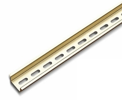 DIN-рейка перфорированная высота профиля 7.5мм | 12849 ABB купить по оптовой цене