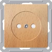 Механизм розетки 1-м СП W59 16А IP20 защ. шторки без заземл. бук SchE RS16-151-8-86 Schneider Electric купить по оптовой цене