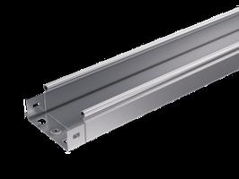 Лоток неперфорированный 100х 50х3000х0,6мм | SNL3510 DKC (ДКС) листовой L3000 сталь S3 купить в Москве по низкой цене