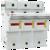 Предохранитель-разъединитель для ПВЦ 22x58 3P (с индикацией) PROxima EKF