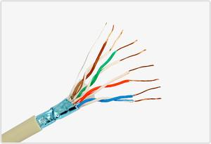 FTP 2 cat 5e цена, купить кабель FTP 2х2х0,52