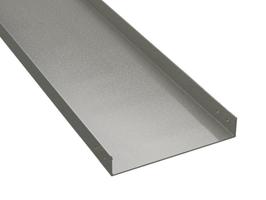 Лоток неперфорированный 500х 80х3000мм, стеклопластик   GNS30850 DKC (ДКС) листовой L3000 3мм ДКС цена, купить