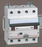 Выключатель автоматический дифференциального тока 4п C 32А 30мА тип AC 6кА DX3 4мод. Leg 411189 Legrand купить по оптовой цене