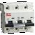 Автоматический выключатель ВА 47-100, 3P 80А (C) 10kA EKF