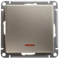 Механизм переключателя 1-кл. W59 с подсвет. 10АХ шампань SchE VS610-157-4-86 Schneider Electric купить по оптовой цене
