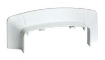 Ввод в стену для кабель-канала 90х50 IN-Liner FRONT DKC (ДКС) 09507 мм купить в Москве по низкой цене