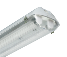 Светильник люминесцентный ЛСП-44-2x36-001 IP65 компенсированный 1044236001 Ардатовский СТЗ, цена, купить