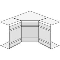 Угол внутренний изменяемый 80x60 70-120 градусов NIAV IN-Liner 1728 DKC, цена, купить