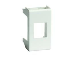 Адаптер Viva для keystone 1 модуль серый 45107 DKC, цена, купить