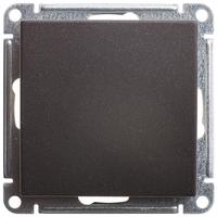 Механизм выключателя 1-кл. W59 2-полюсный 10АХ черн. бархат SchE VS210-152-6-86 Schneider Electric купить по оптовой цене