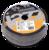 New Лента MVS-2835/60-IP68-220V 6500K W -1m (белый свет) Jaz
