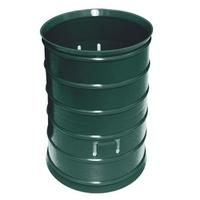 Муфта соединительная для двустен. дренажн. труб d160 DKC 015160 (ДКС) 160мм внешний диаметр мм купить в Москве по низкой цене