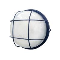 Светильник НПП 1102 100Вт Е27 IP54 черный/круг с реш.   LNPP0-1102-1-100-K02 IEK (ИЭК)