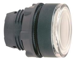 Головка для кнопки с подсветкой бел. SchE ZB5AW313 Schneider Electric Корпус 22мм цена, купить