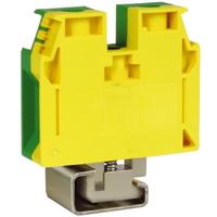 Зажим TEC.35/D для заземления желто-зеленый 35 кв.мм ZTE320 DKC, цена, купить