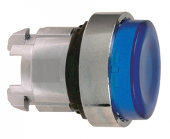 ГОЛОВКА КНОПКИ 22ММ С ПОДСВЕТКОЙ ZB4BW16 | Schneider Electric для син высокой BA9s цена, купить
