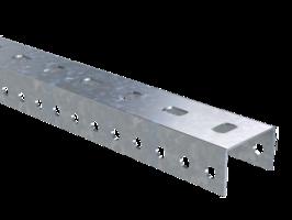 Профиль П-образный PSL L400 толщина 1.5мм BPL2904 DKC, цена, купить