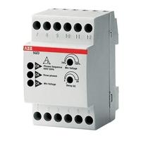 Модульное реле обрыва, чередования фаз и падения напряжения SQZ3 ABB 2CSM111310R1331 купить по оптовой цене